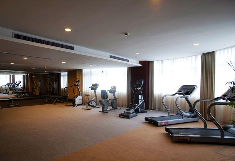 健身房酒吧KTV通风系统中央空调