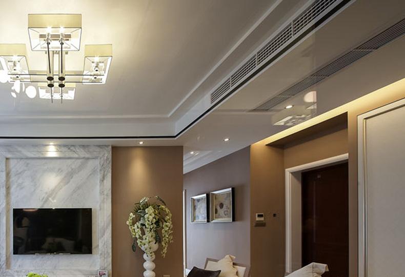 住宅别墅新风系统中央空调