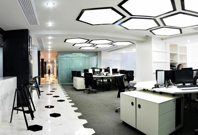 办公室通风设计